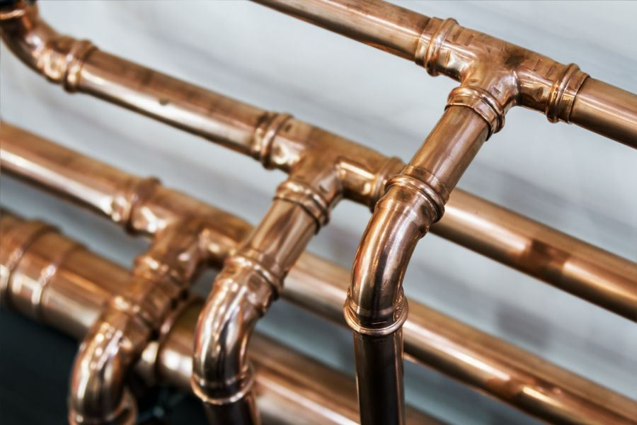 Gas Piping by Great Provider Plumbing Company Inc
