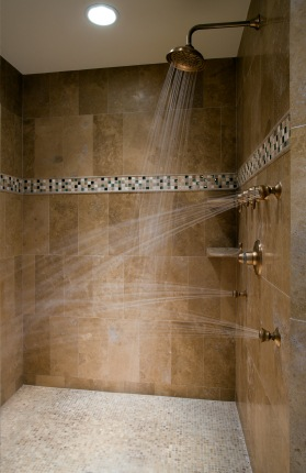 Shower Plumbing in Northville Township MI by Great Provider Plumbing Company Inc.