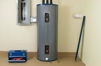 Water heater plumbing by Great Provider Plumbing Company Inc